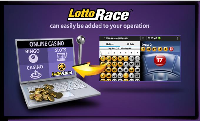 integrate-lottorace