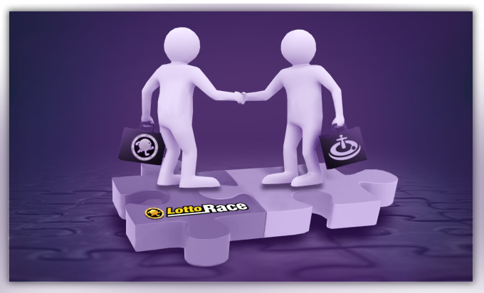 LottoRace partner programs