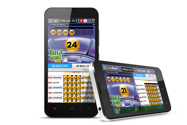 Try our responsive HTML5 Lotto platform