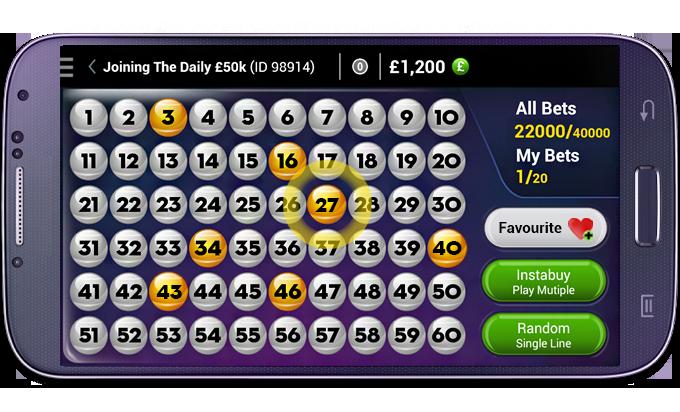 2.Pick-numbers