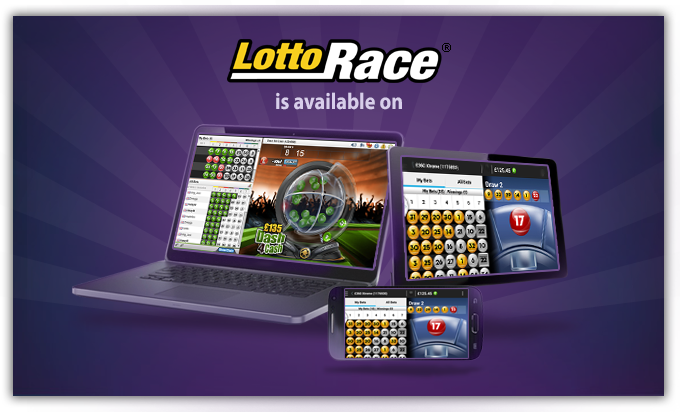 LottoRace on Mobile PC and Tablets