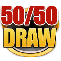50/50 Lotto Game